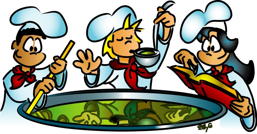 Collection of Dining clipart.