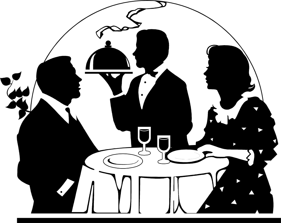 Food clipart dining, Food dining Transparent FREE for.