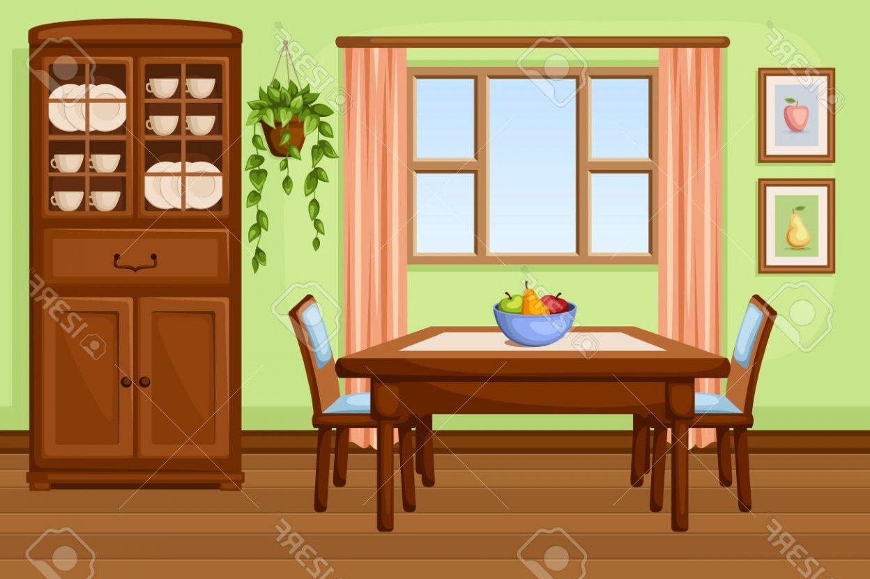 Dining room clipart 6 » Clipart Portal.