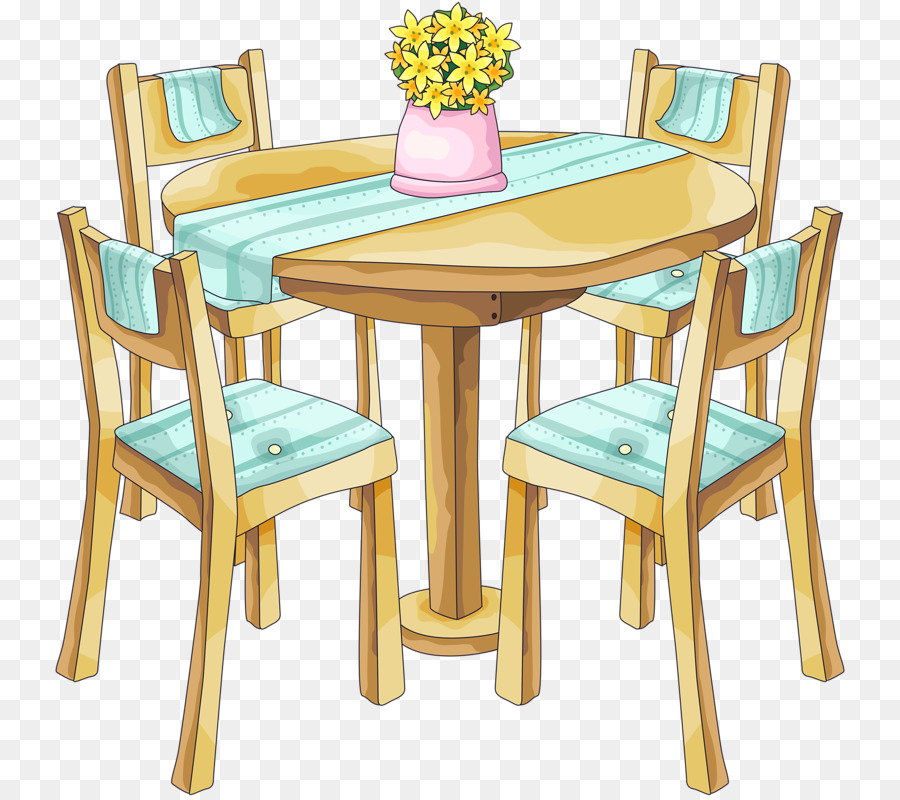 Dining room table clipart 8 » Clipart Station.