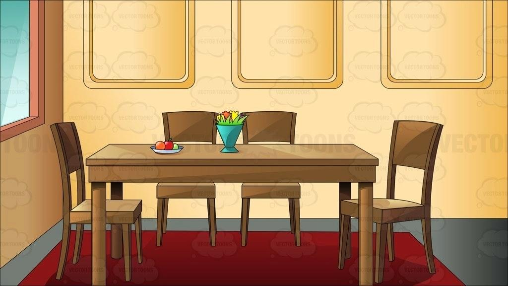 Remarkable Dining Room Images Clipart Cool White Wall Decor For.