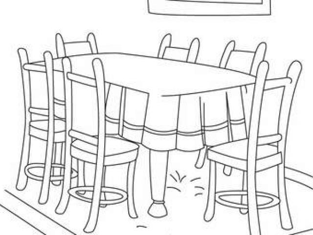 Free Dining Table Clipart, Download Free Clip Art on Owips.com.