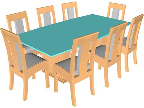 Dining room table clipart 2 » Clipart Station.