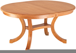 Dining Tables Clipart.
