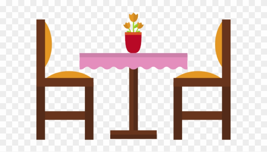 Dining Table Clipart Elegant Dining.