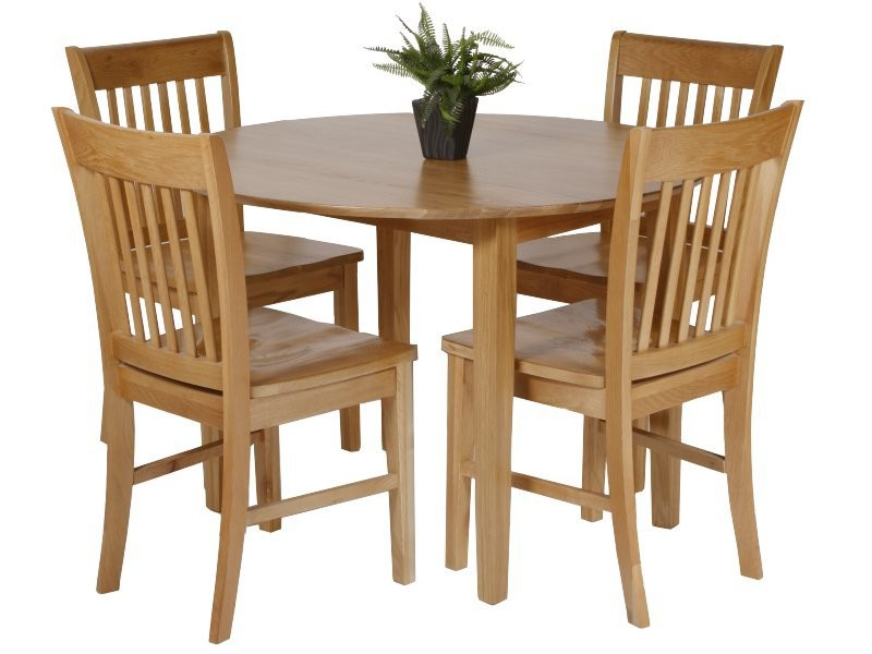 Dinner table with chairs clipart.