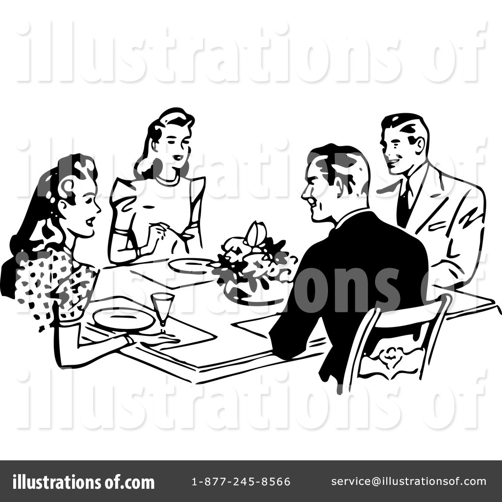 Dining Clipart #1156729.