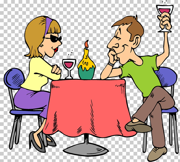 Dating First date Lunch , Outside Dining s PNG clipart.