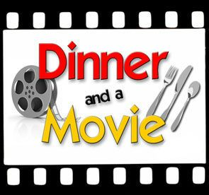 Dinner and a movie clipart 1 » Clipart Portal.