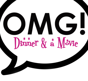 As Luck Would Have it, OMG! Dinner & a Movie with Harry's Pizzeria.