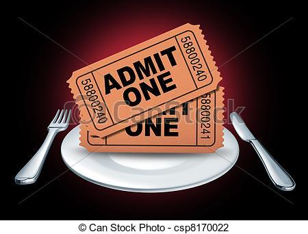 Dinner and a movie clipart » Clipart Portal.