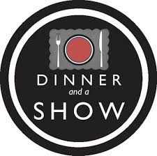 Image result for dinner and show clipart.