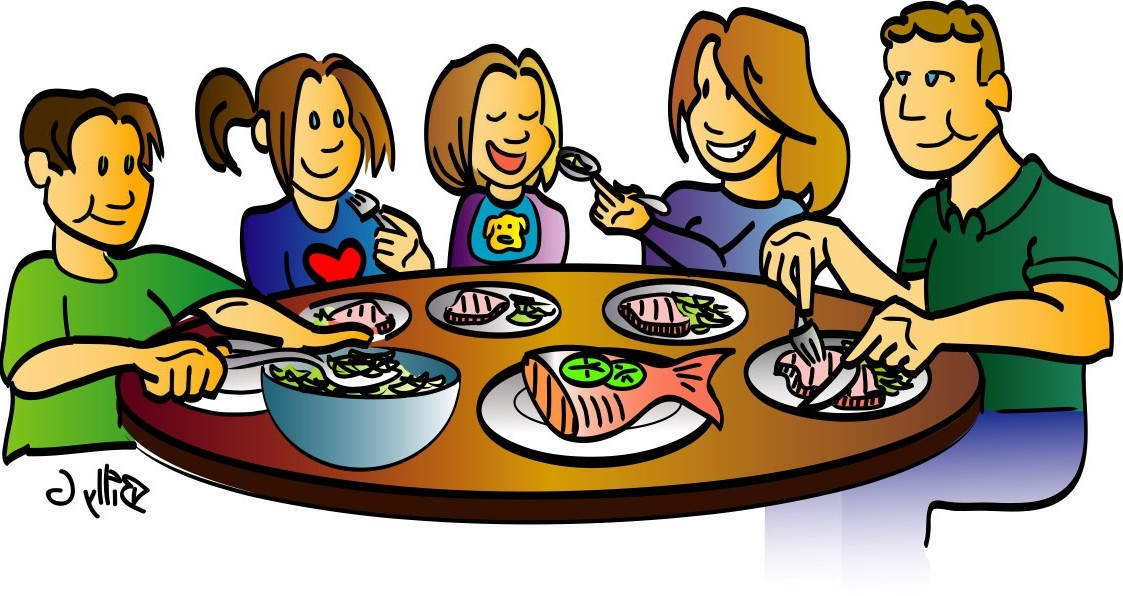 eaten food on the table clipart 20 free Cliparts ...