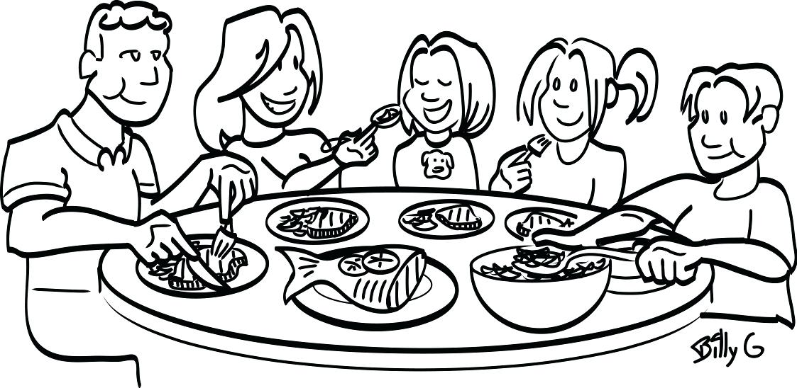 Collection of 14 free Feast clipart family supper aztec clipart.