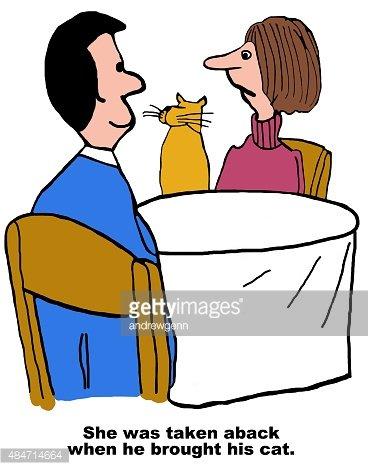 Dinner Date premium clipart.