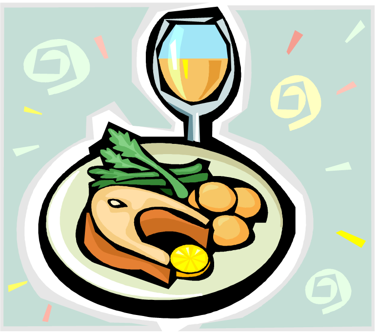 Free Dinner Clip Art, Download Free Clip Art, Free Clip Art.