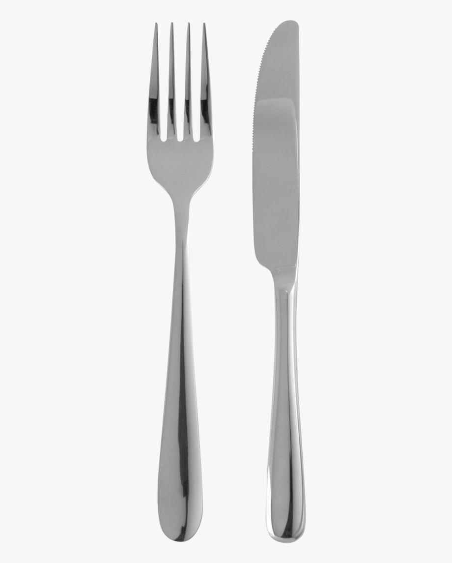 White Dinner Knife Png.
