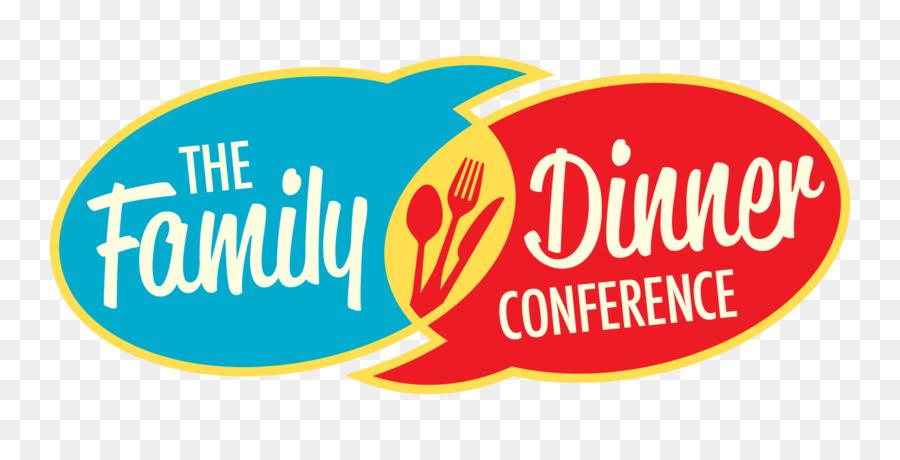 Dinner Logo Restaurant Family Table.