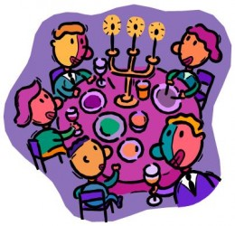 37+ Dinner Party Clip Art.