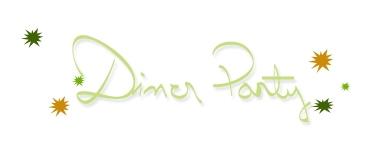 Dinner Party Invitation Clip Art 1 Free.