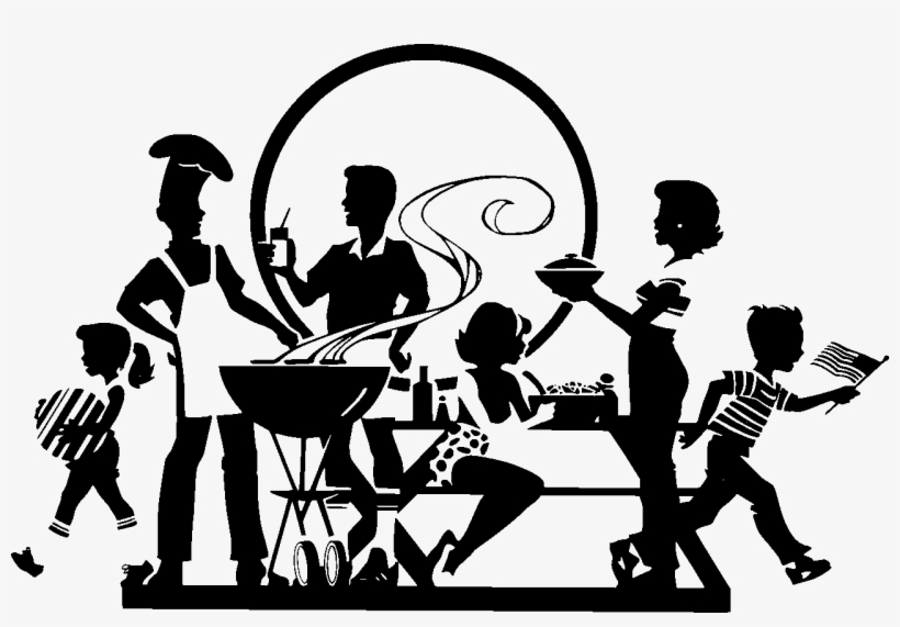 Barbecue Clip Art Clip Royalty Free Library.