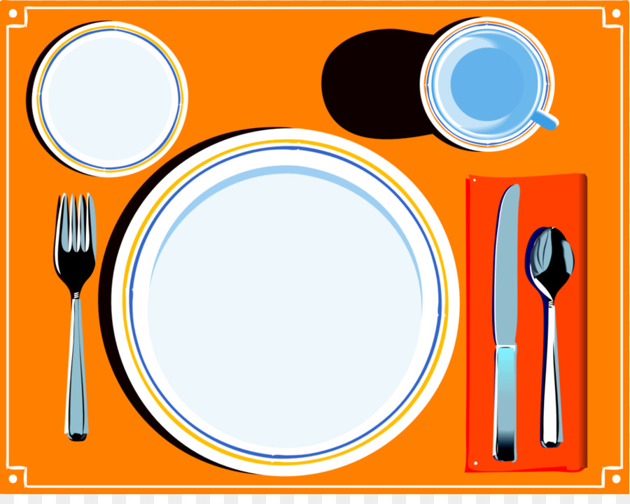Dinner Table Setting Png & Free Dinner Table Setting.png Transparent.