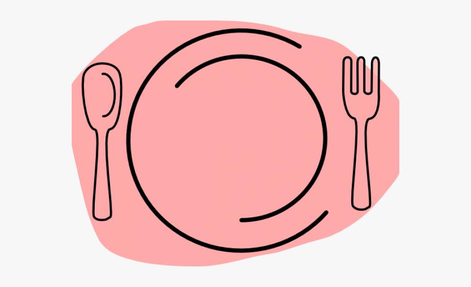 Dinner Plate Clipart Transparent.