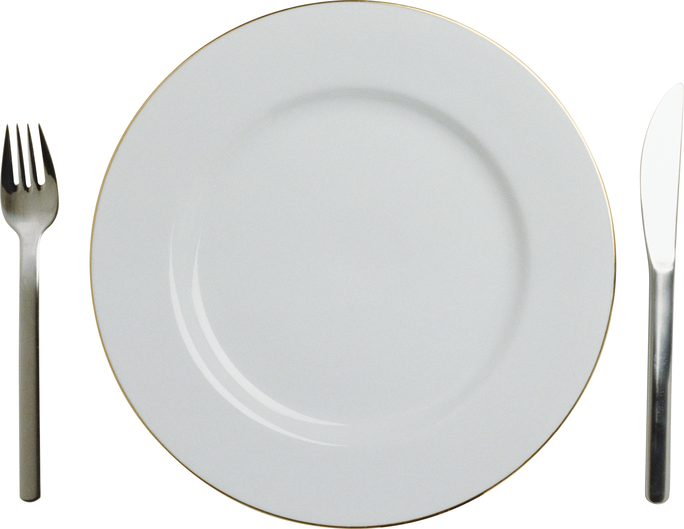 Dinner Plate PNG Transparent Images 9.