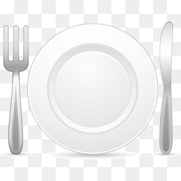 Dinner Plate PNG Images.