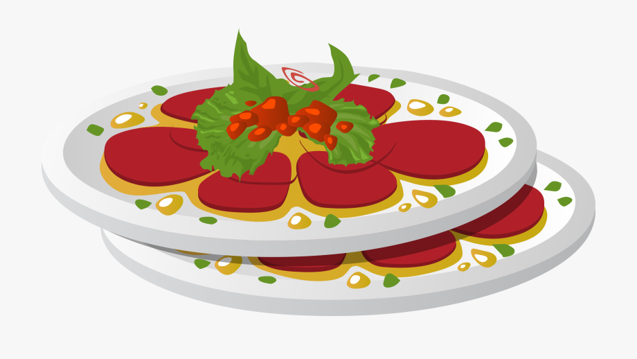 Dinner Plate Clipart Healthy Plate Food.