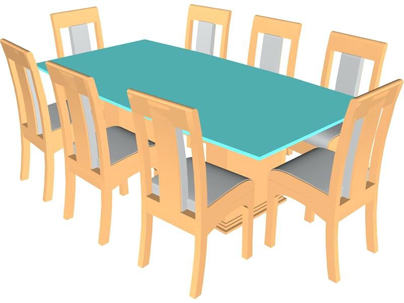 Download dinner table clipart Table Dining room Clip art.