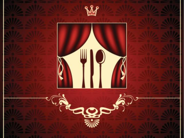 Dinner Theatre Cliparts 12.