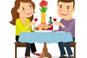 Dinner with friends clipart 3 » Clipart Portal.