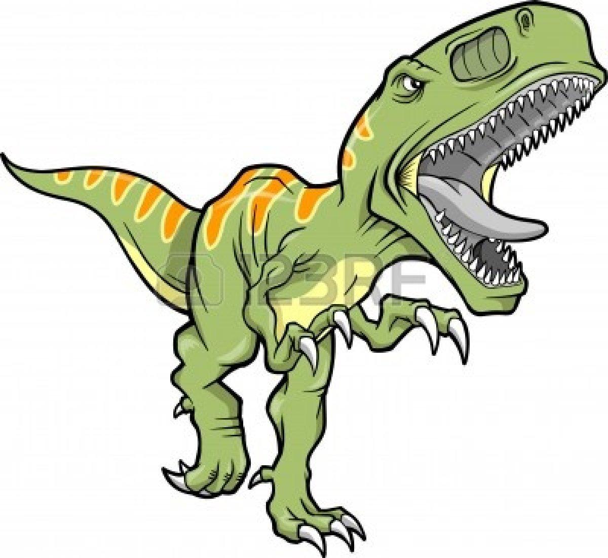 Rex dinosaur clipart.