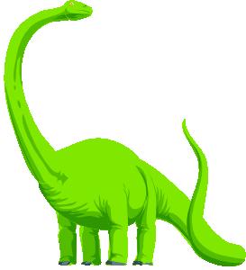Dino clip art Free Vector / 4Vector.