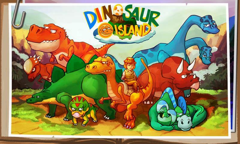 Dino Island.