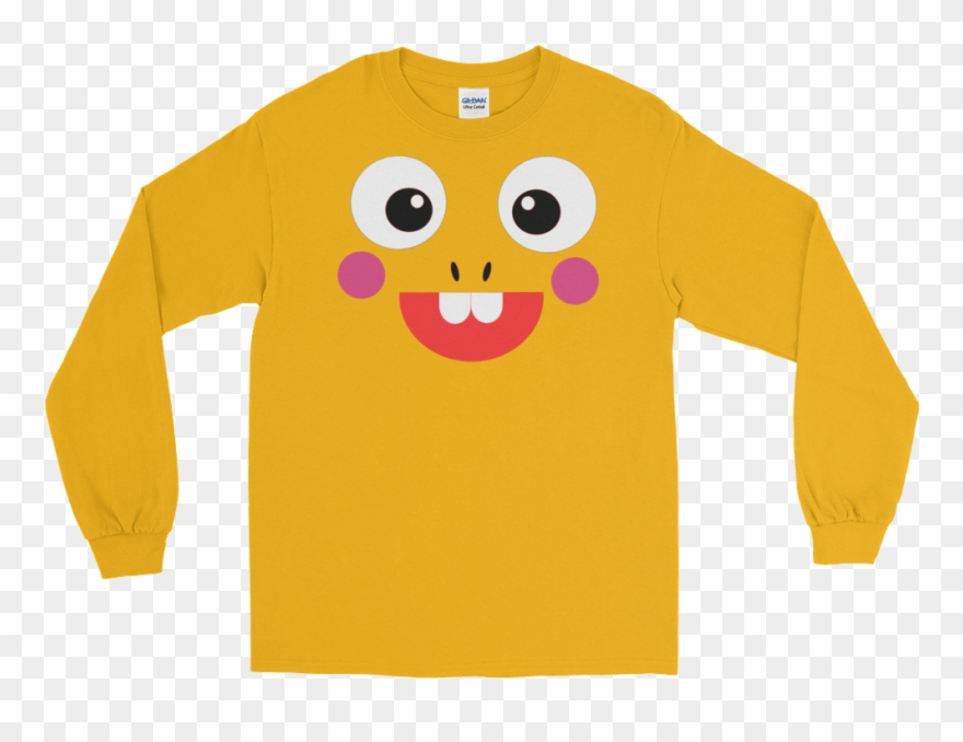 Long Sleeved Vipkid Dino Face Shirt Vip Kid, Kid Spaces.