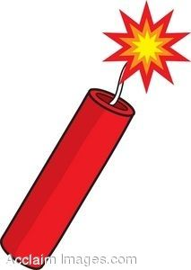 Cartoon Pictures Of Dynamite.