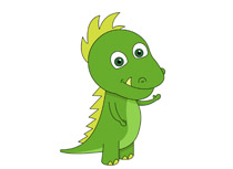 clipart dinosaur pictures #6