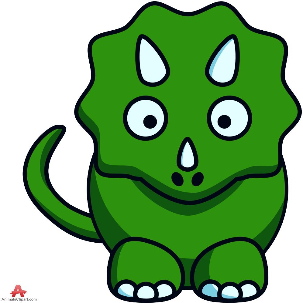 Showing post & media for Dinosaur clip art cartoon.