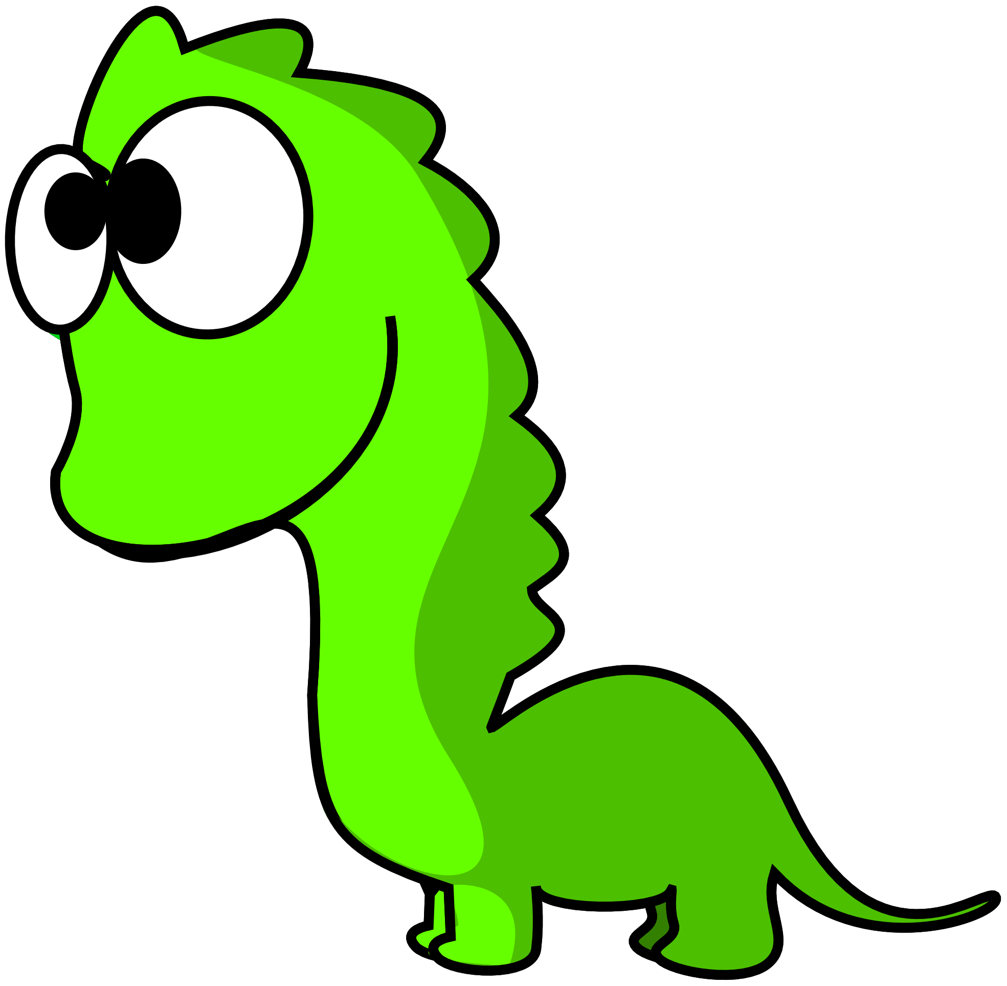 Dinosaur Comics Clipart.