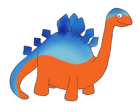 Dinosaur Clipart For Kids.