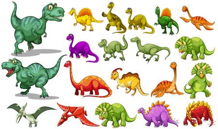 7,343 Dinosaur Clipart Cliparts, Stock Vector And Royalty Free.