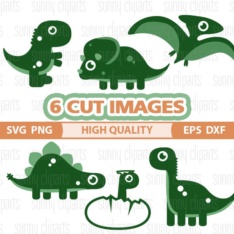 Dino Svg, Dinosaur Svg Files, Dinosaur Clipart, Dinosaur Decal.