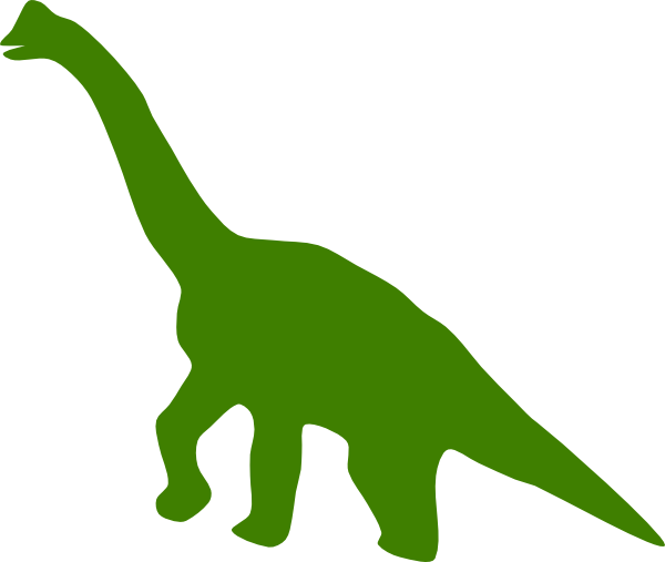 Dino Clip Art at Clker.com.