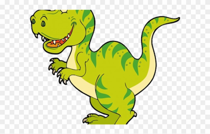 Dinosaur Clipart Cartoon.
