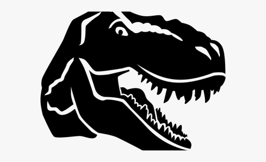 Dinosaur Clipart Skull.