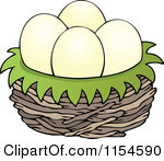 Pin Bird's Nest Clipart Dinosaur Nest #5.