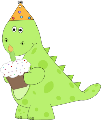 Free Dinosaur Birthday Cliparts, Download Free Clip Art.