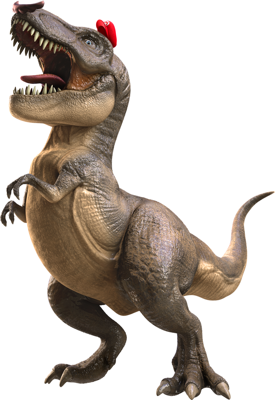 Dinosaur PNG Image Background.